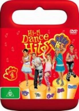 hi5 dance hits volume 1 by roadshow entertainment