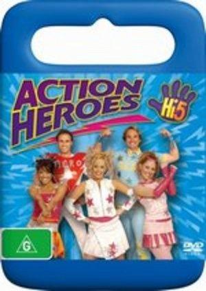 Hi-5: Action Heroes