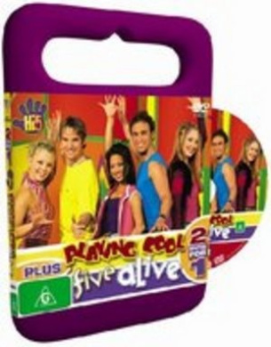 hi5 playing cool five alive by roadshow entertainment