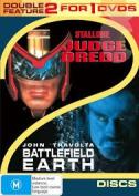Judge Dredd/ Battlefield Earth Dual Pack