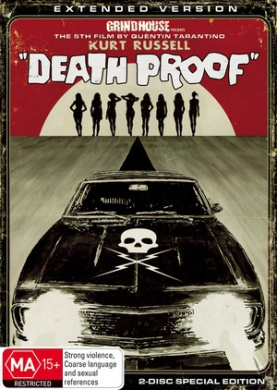 Death Proof (Extended Version) (2 Disc Special Edition)
