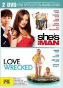 Lovewrecked / She's the Man [Region 4]