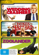 The Dukes Of Hazzard (2005) / Wedding Crashers / Zoolander [Region 4]