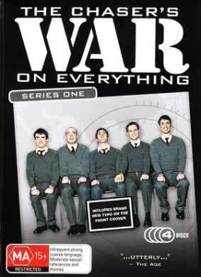 The Chaser's War on Everything: Series 1