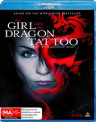 The Girl With The Dragon Tattoo [Region B] [Blu-ray]