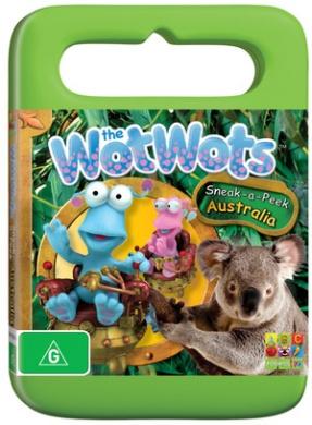 The WotWots: Sneak-a-Peek Australia