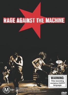 Rage Against The Machine-Rage Against The Machine (PAL)