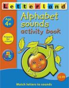 Alphabet Sounds Activity Book