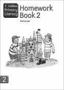 Collins Primary Literacy - Homework Book 2