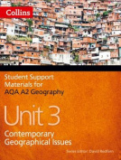 Student Support Materials for Geography - AQA A2 Geography Unit 3