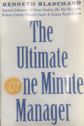 The Ultimate One Minute Manager