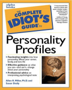 Complete Idiot's Guide to Personality Profiles