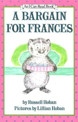 A Bargain for Frances (I Can Read Books (Harper Hardcover))