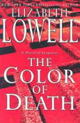 The Color of Death [Large Print]