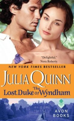 The Lost Duke of Wyndham (Avon Historical Romance S.)