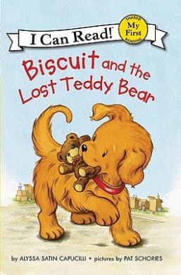 Biscuit and the Lost Teddy Bear (My First I Can Read Biscuit - Level Pre1 (Quality))