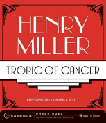 Tropic of Cancer [Audio]