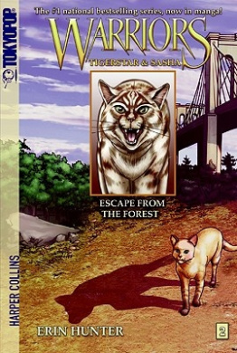 Warriors: Tigerstar and Sasha: No. 2: Escape from the Forest (Warriors Manga)