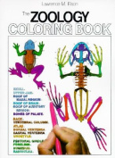 The Zoology Colouring Book