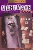 The Nightmare Room (2) - Locker 13