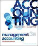 Management Accounting 3e Revised