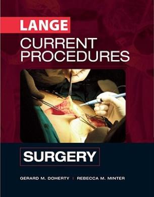 Lange Current Procedures Surgery (Lange Current)