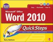 Microsoft Office Word 2010 QuickSteps