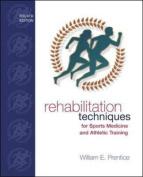 Rehabilitation Techniques for Sports Medicine and Athletic Training W/ Lab Manual and Password Card, Pkg