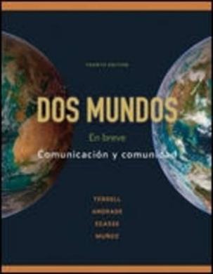 Dos Mundos: En Breve: Comunicacion y Comunidad