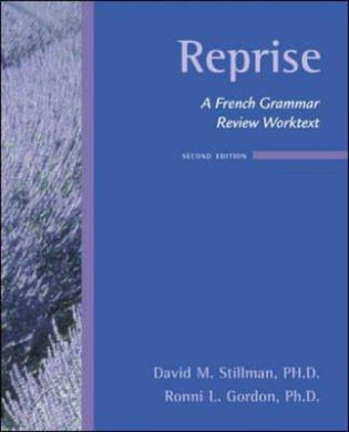 Reprise: A French Grammar Review Worktext (French)