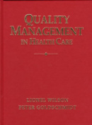 Quality Management in Health