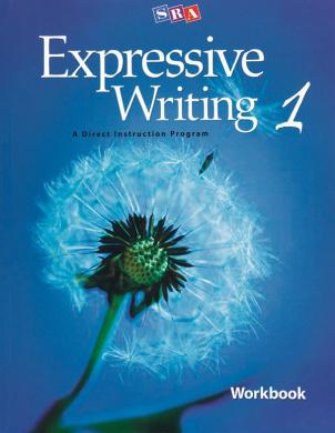 Expressive Writing Level 1, Workbook (EXPRESSIVE WRITING)