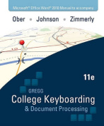 College Keyboarding & Document Processing: Word 2010