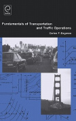 Fundamentals of Transportation and Traffic Operations