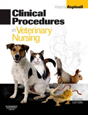 Clinical Procedures in Veterinary Nursing