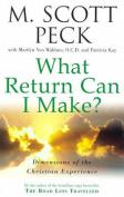 What Return Can I Make?