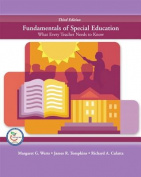 Fundamentals of Special Education