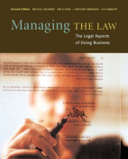 Managing the Law
