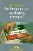 The Language of Marketing in English