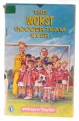 The Worst Soccer Team Ever