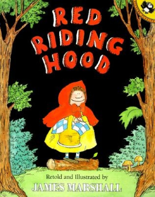 Marshall James : Red Riding Hood (Picture Puffin S.)