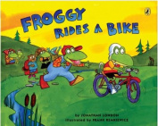 Froggy Rides a Bike (Froggy)