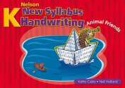 Nelson New Syllabus Handwriting for NSW Book K