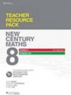 New Century Maths 8: Stage 4 and Stage 3/4 Teacher Resource Pack