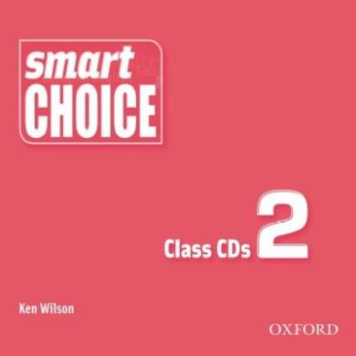 Smart Choice 2: Class Audio CDs (2)