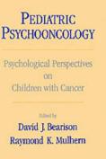 Pediatric Psychooncology