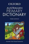 The Australian Primary Dictionary