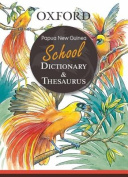 PNG School Dictionary and Thesaurus