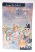 Anthology of Australian Political Anecdotes