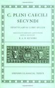 Pliny the Younger - Epistularum Libri Decem